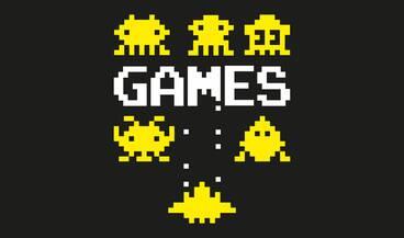 """Grafik der Ausstellung """"Games"""" in Prangins"""
